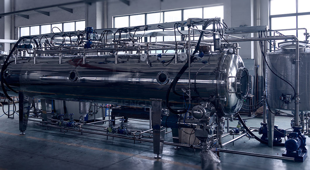 ZDG Series Supercritical CO2 Extraction Machine Vacuum Belt Type Dryer